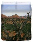 Juniper Tree Duvet Cover