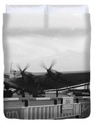 Junkers G38 Duvet Cover