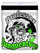 Junquentoys Circular Logo Duvet Cover