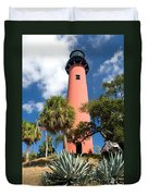 Jupiter Lighthouse II Duvet Cover