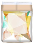 Jura Polygon Pattern Duvet Cover