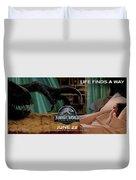 Jurassic World Fallen Kingdom 2.5 Duvet Cover