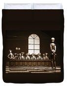 Jury Of Your Peers Duvet Cover