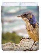 Just A Bird Duvet Cover