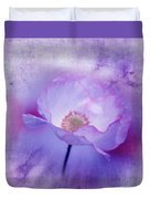 Just A Lilac Dream -3- Duvet Cover by Issabild -