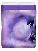 Just A Lilac Dream -4- Duvet Cover by Issabild -