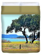 Just A Wonderful Day Duvet Cover