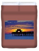 Just Another Day In Paradise Duvet Cover