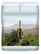 Just Arizona Duvet Cover