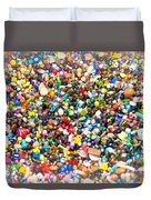 Just Beads Duvet Cover