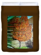 Just Before Fall Duvet Cover