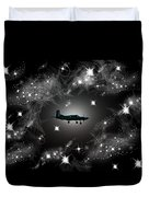 Just For Fun Through The Stars Duvet Cover