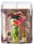 Just For You Duvet Cover