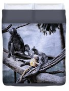 Just Monkeying Around Duvet Cover