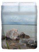 Just Rocks Duvet Cover