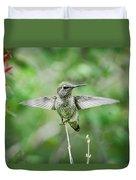 Just Spread Your Wings  Duvet Cover
