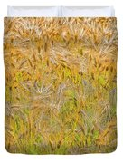 Just Wheat Duvet Cover