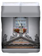 Justice Of Wittenberg Duvet Cover