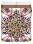 Jyoti Ahau 2374 Duvet Cover