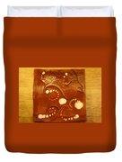 Kagale - Tile Duvet Cover