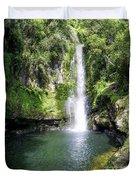 Kaiate Falls Duvet Cover