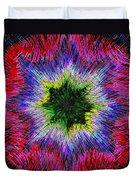 Kaleidomicro Duvet Cover