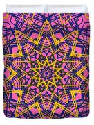 Kaleidoscope 1004 Duvet Cover