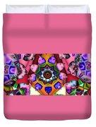 Kaleidoscope 120 Duvet Cover