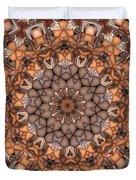 Kaleidoscope 121 Duvet Cover