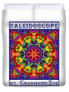 Kaleidoscope 2 Duvet Cover