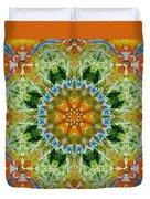 Kaleidoscope 3 Duvet Cover