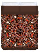 Kaleidoscope 85 Duvet Cover