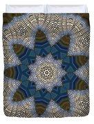 Kaleidoscope 87 Duvet Cover