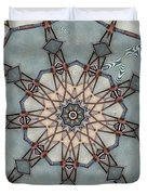 Kaleidoscope 92 Duvet Cover