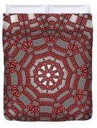 Kaleidoscope 95 Duvet Cover