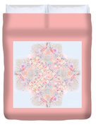 Kaleidoscope Abstract Duvet Cover
