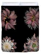 Kaleidoscope Block Two Duvet Cover