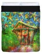 Kaleidoscope Skies Duvet Cover