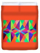 Kaleidoscope Wise Duvet Cover