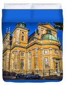 Kalmar Cathedral Exterior Duvet Cover