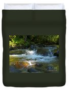 Kanaka Creek Duvet Cover