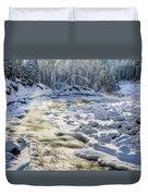 Kanasi Winter Duvet Cover