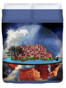 Kandorian Dreams Duvet Cover