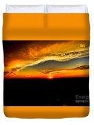 Kansas Beauty Duvet Cover