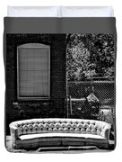 Kansas City Couch Duvet Cover