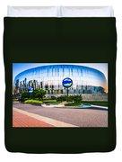 Kansas City Sprint Center Duvet Cover