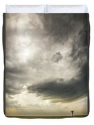 Kansas Storm Chasing 009 Duvet Cover