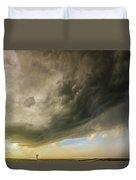 Kansas Storm Chasing 010 Duvet Cover
