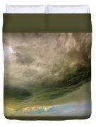 Kansas Storm Chasing 011 Duvet Cover