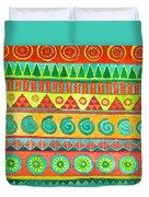 Kapa Patterns 10 Duvet Cover